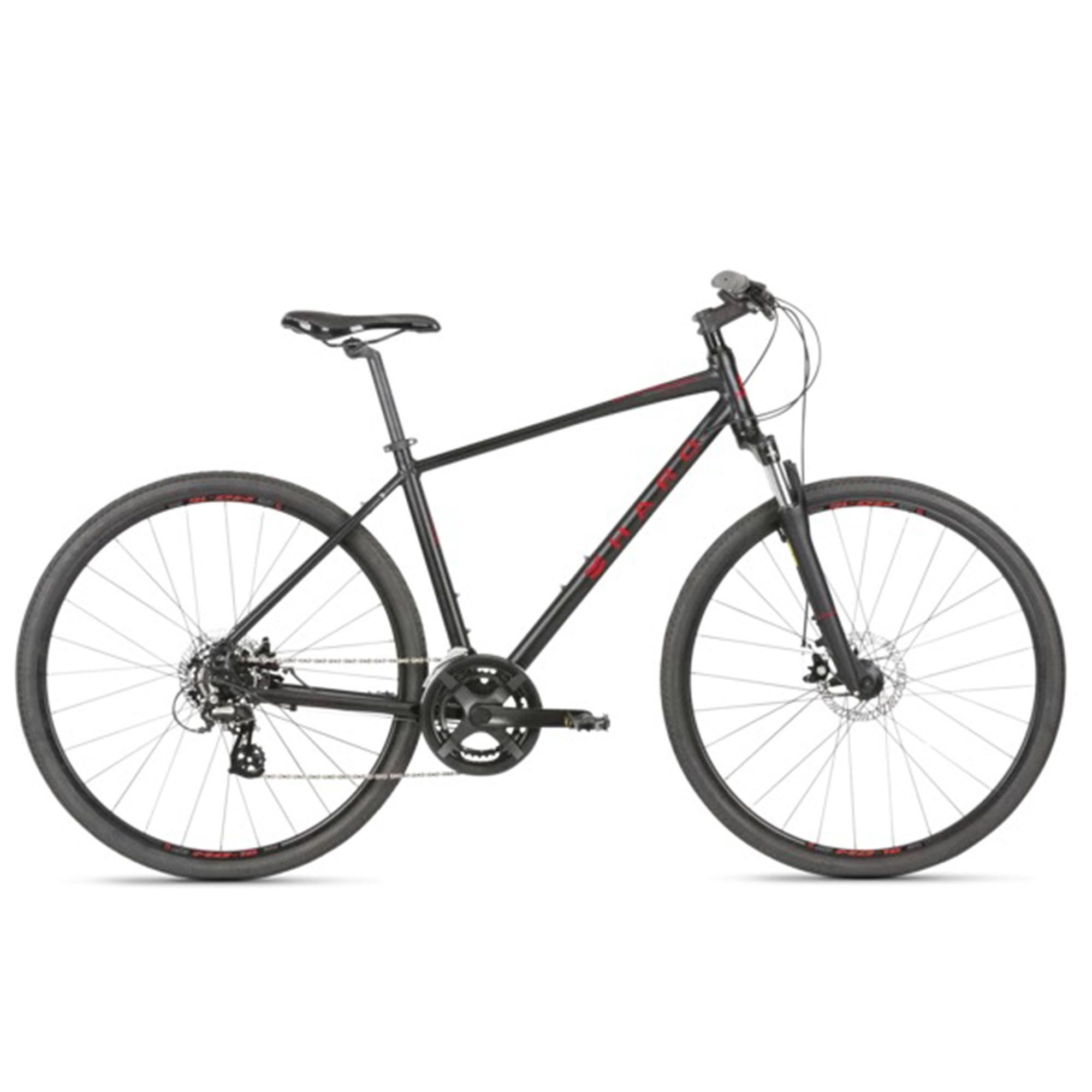 Haro Men's Bridgeport Dual Sport Bike '20  - Blue Skies - Size: 2X-Large