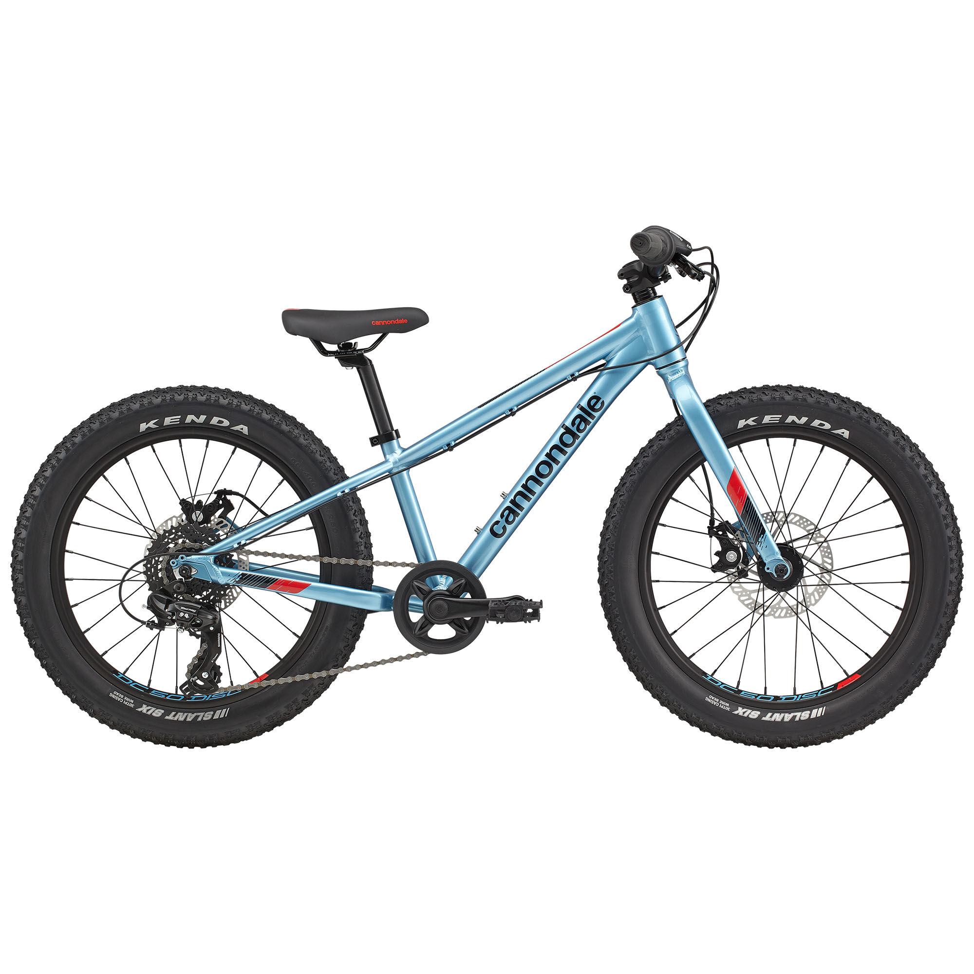 Cannondale Kids' Cujo 20+ Bike '21  - Alpine - Size: 20