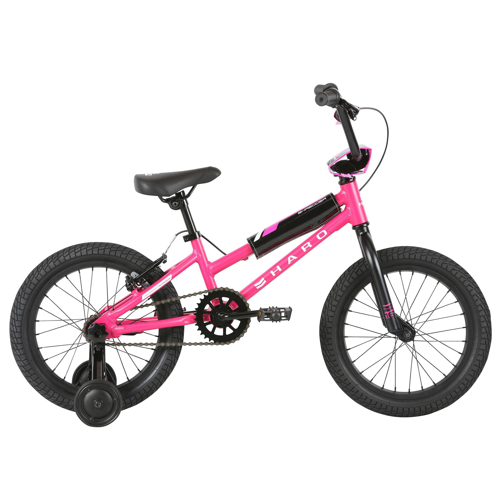 Haro Girl's Shredder 16 Sidewalk Bike '21  - Sky Blue - Size: 16