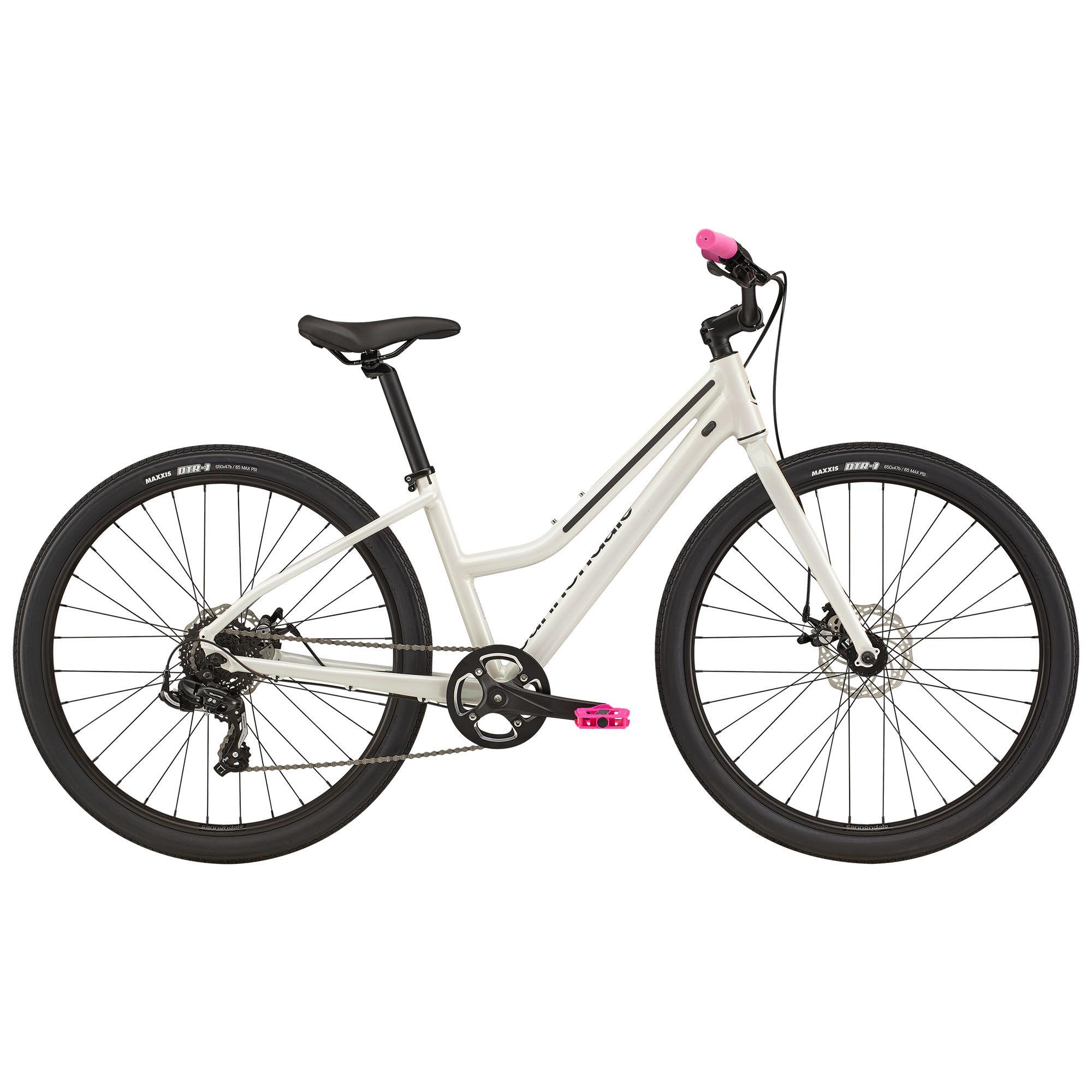 Cannondale Treadwell 3 Remixte Urban Bike '21  - Iridescent - Size: Large