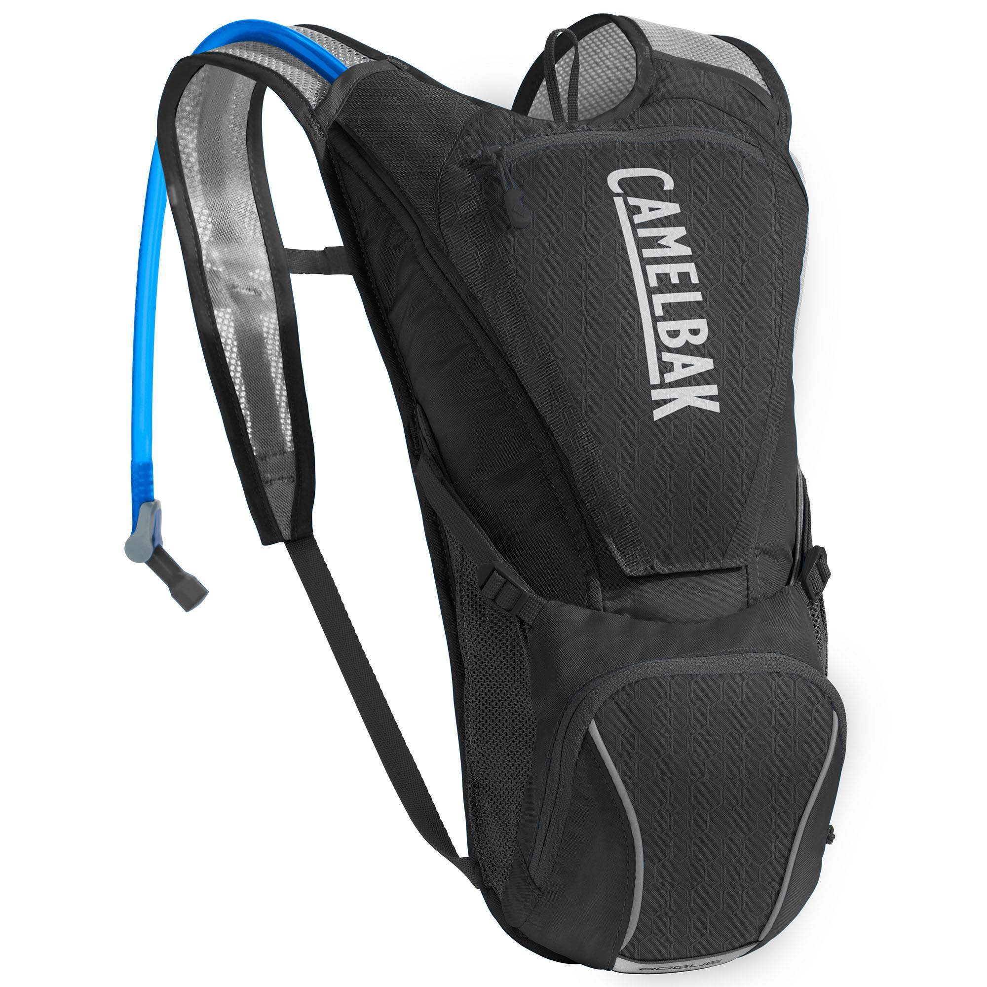 Camelbak Rogue 85 Oz Hydration Pack  - Racing Red/Silver - Size: One Size