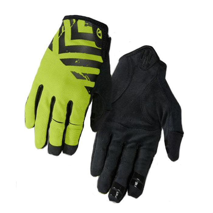Giro Men's DND Cycling Gloves  - Black - Size: Medium