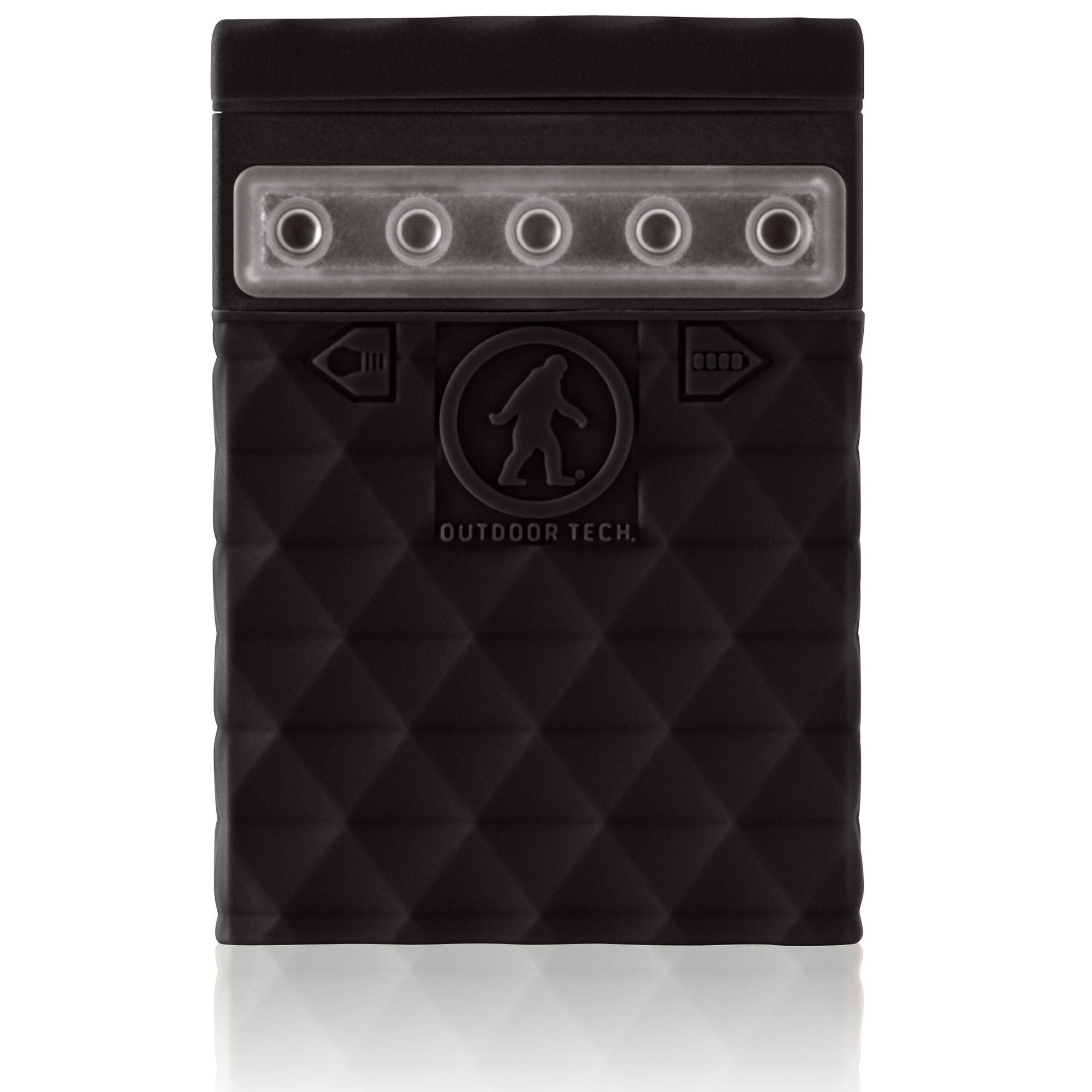 Outdoor Tech Kodiak Mini 2.0 Portable Powerbank  - Red - Size: One Size