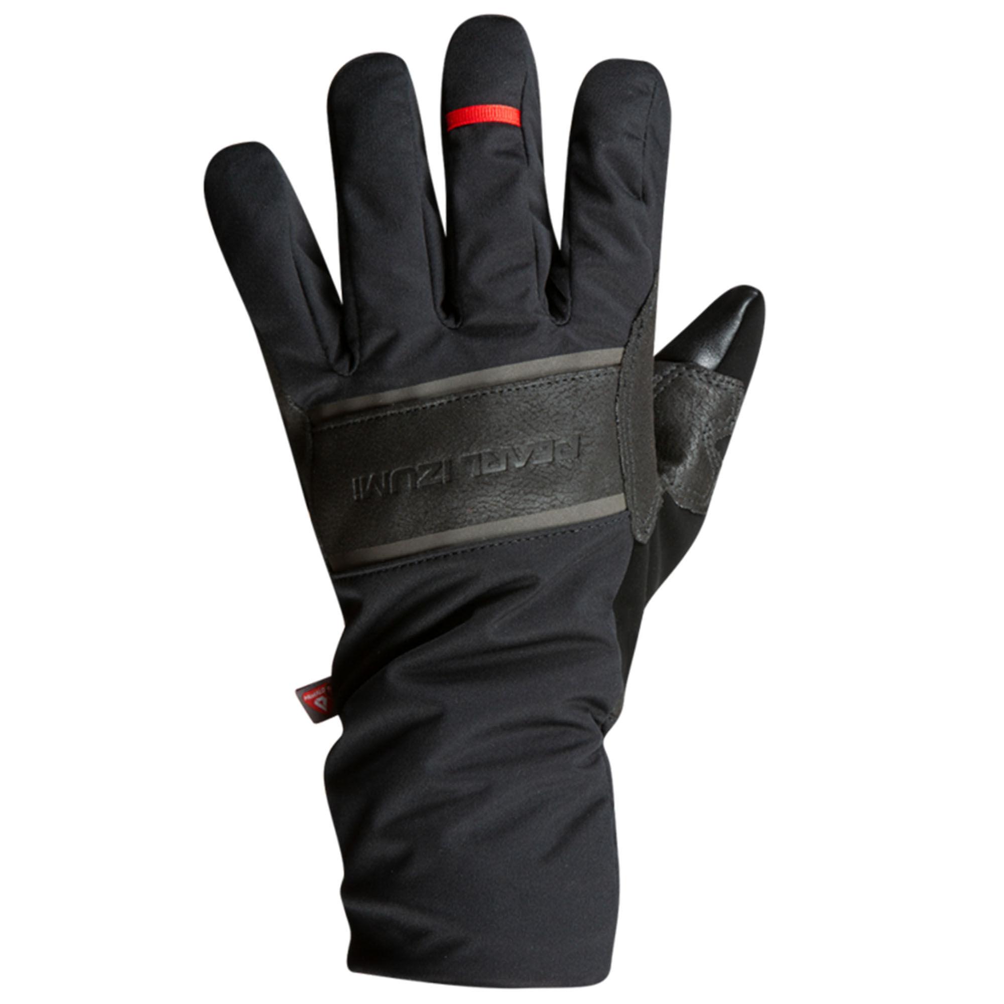Pearl Izumi Men's Amfib Gel Bike Gloves  - Black - Size: Large