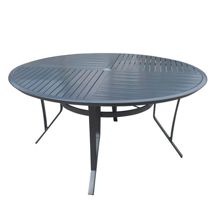 "North Cape Rio 60"" Dining Table  - True White - Size: One Size"