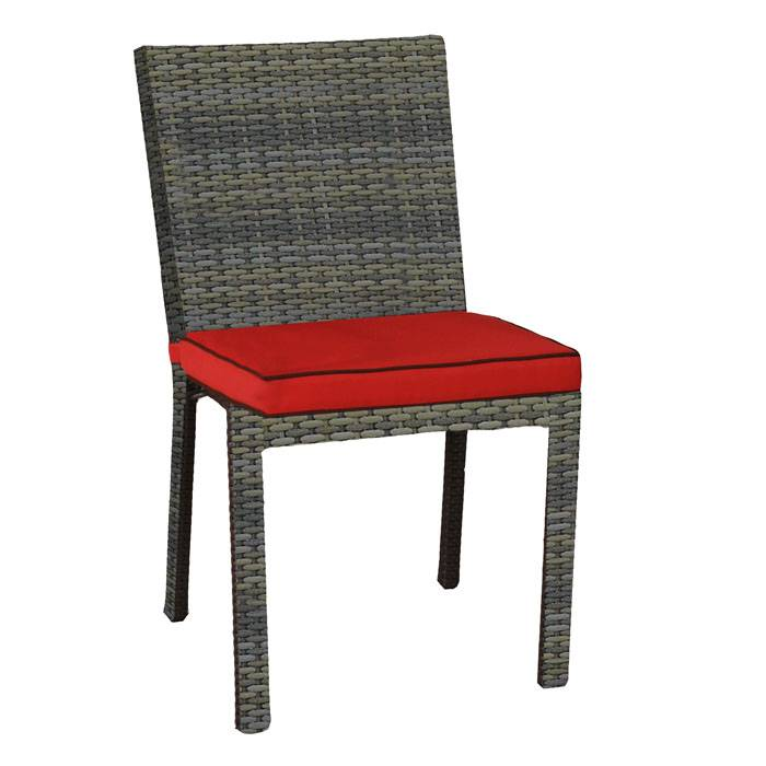 North Cape Cabo Collection Dining Side Chair Frame  - Willow - Size: One Size