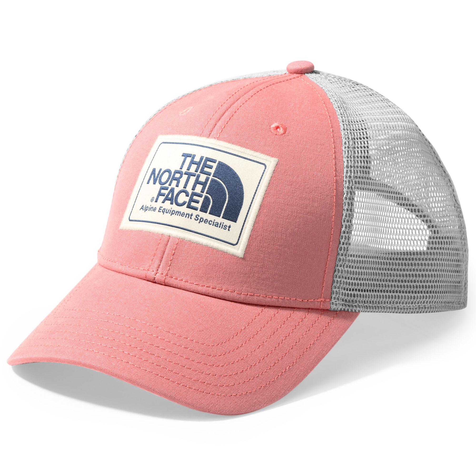 The North Face Men's Mudder Trucker Hat  - TNF Medium Grey Heather - Size: One Size