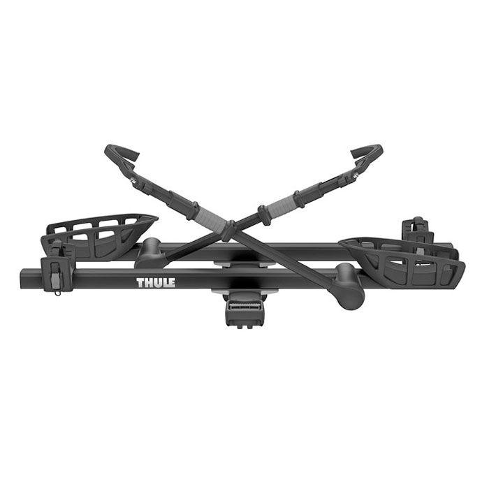 Thule T2 Pro XT 2-bike Hitch Bike Rack  - Black - Size: One Size