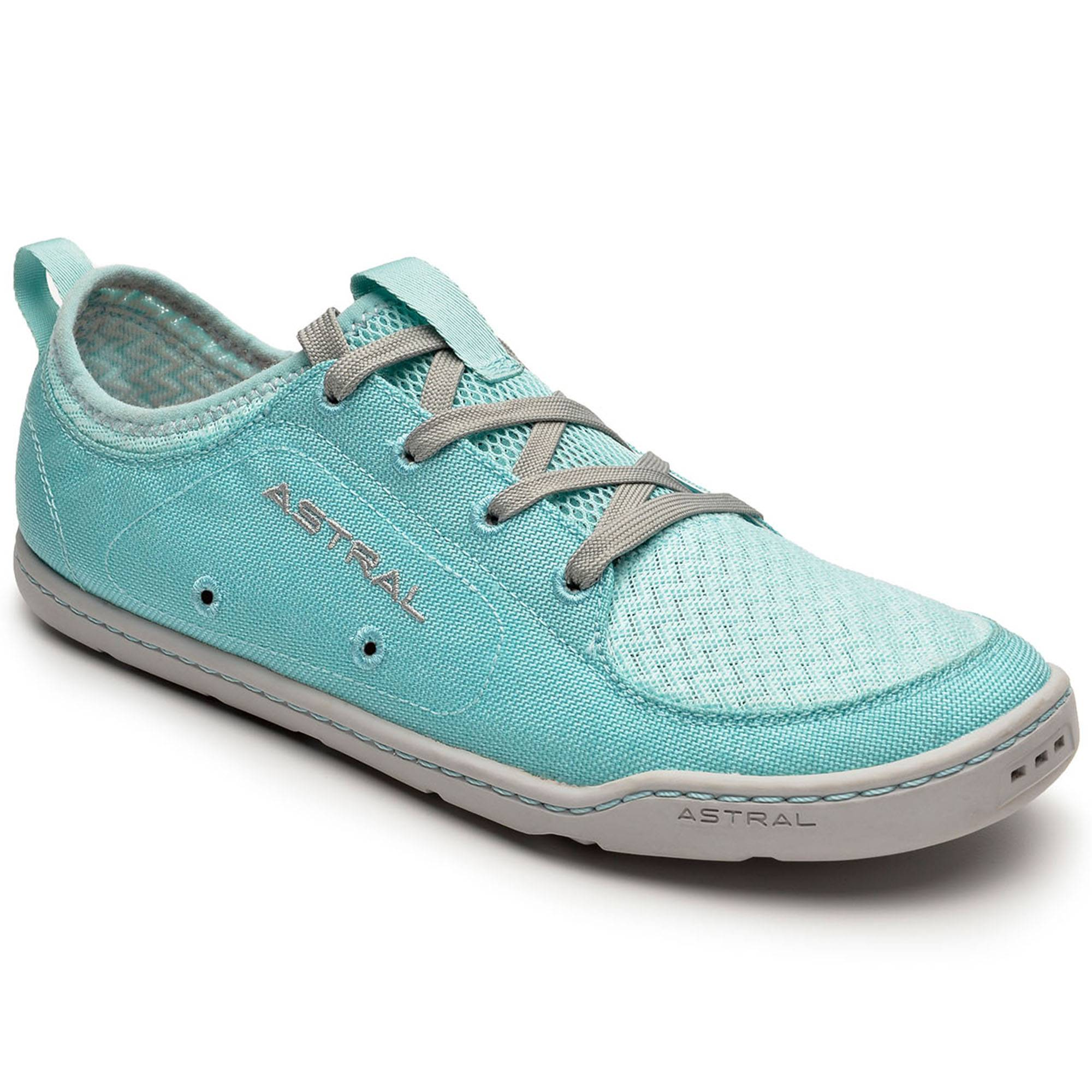 Astral Women's Loyak Water Shoes  - Turquoise Gray - Size: 8