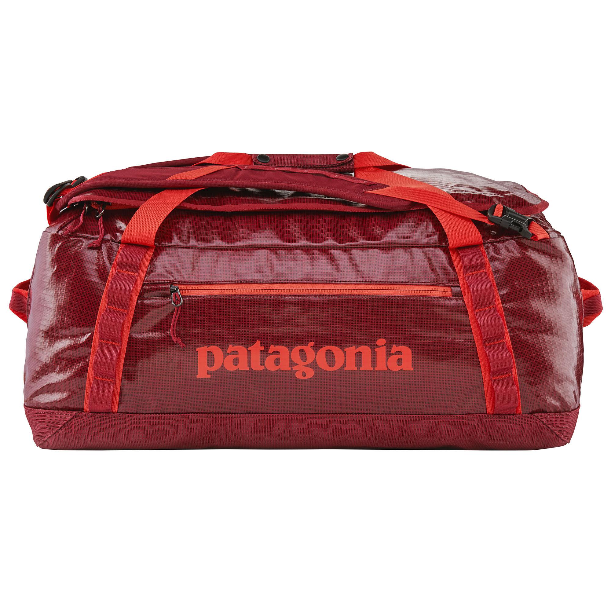 Patagonia Black Hole 55L Duffel Bag  - Home Planet/Piton Purple - Size: One Size