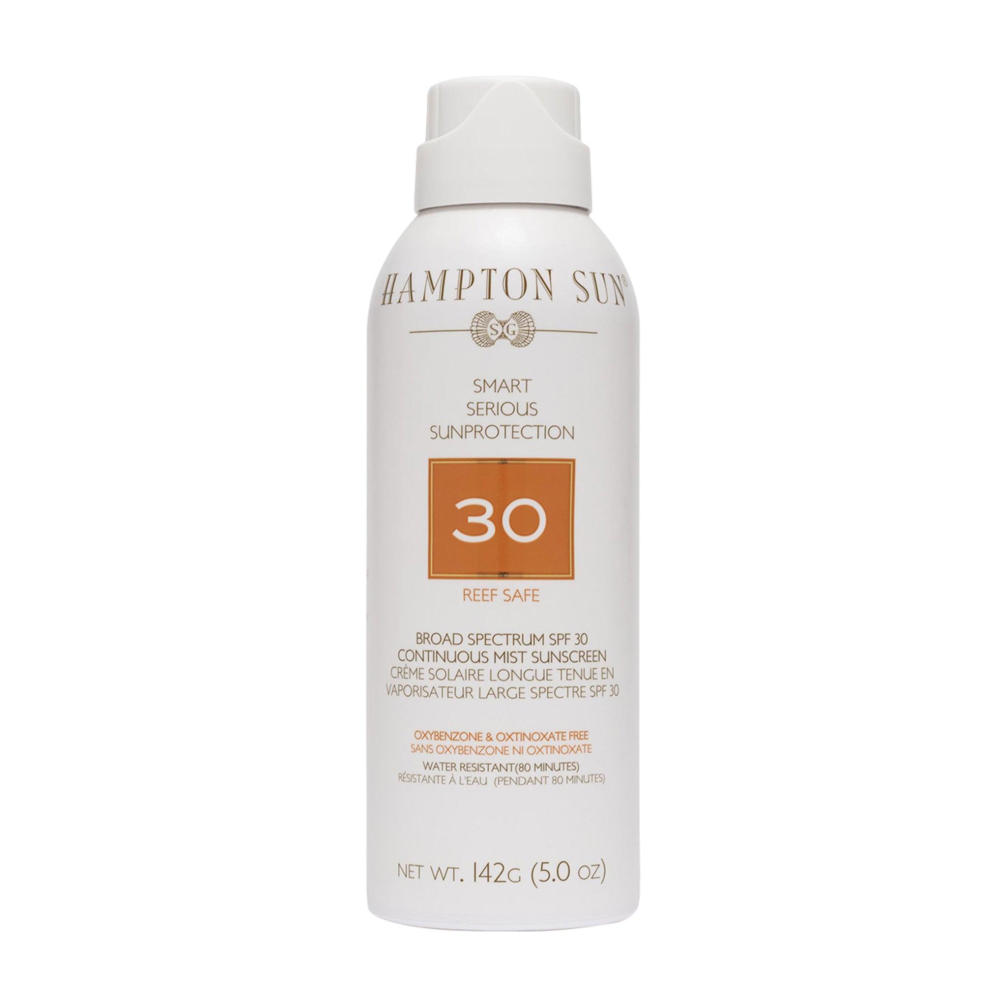 Sun SPF 30 Continuous Mist Sunscreen - Size: 5 oz