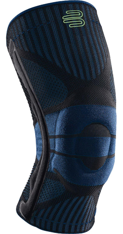 Bauerfeind Sports Knee Support, XS, Black