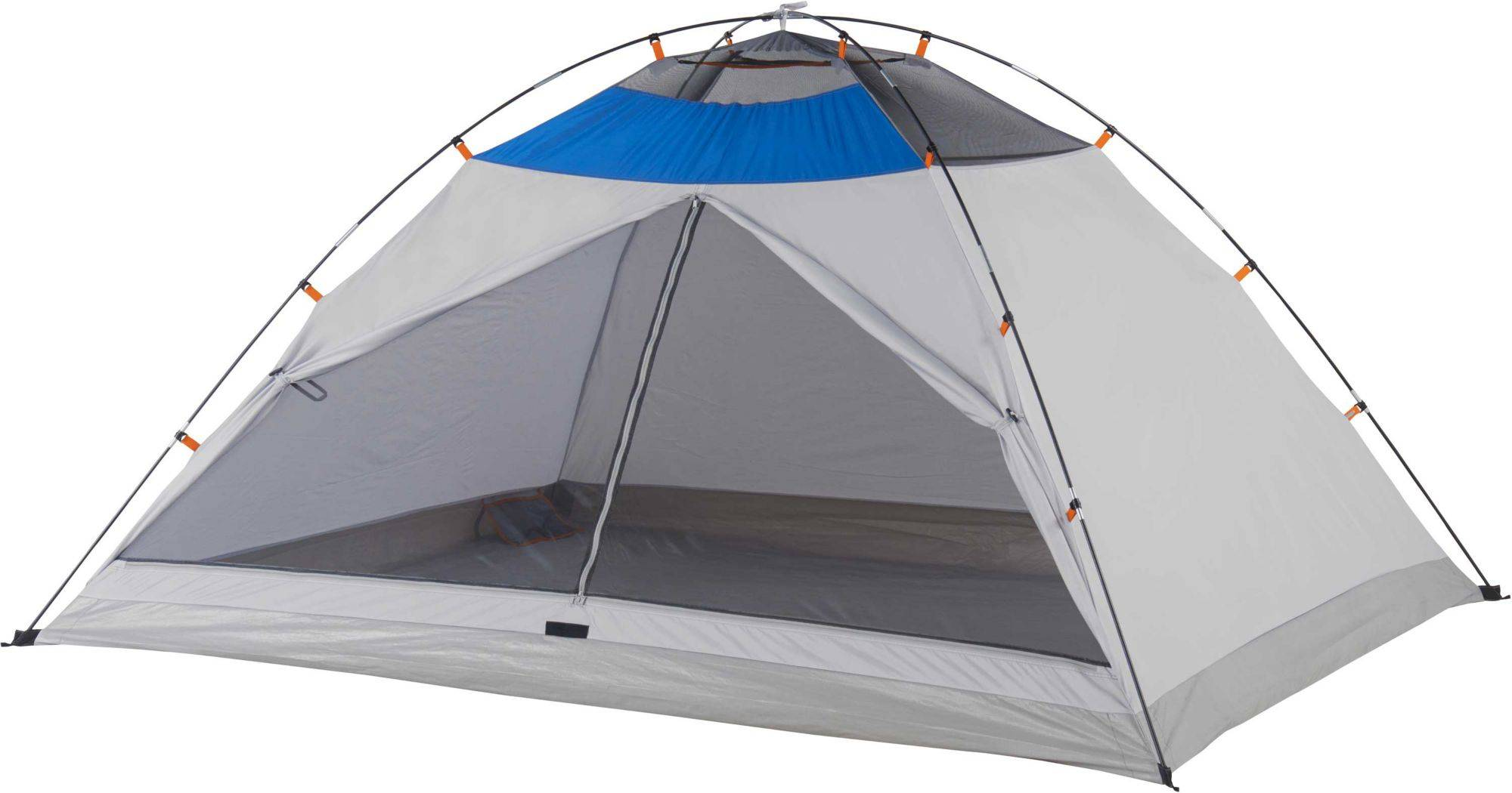 Exxel Outdoors Suisse Sport Dome 4 Person Tent, Blue