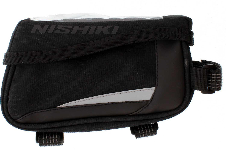Nishiki Bento Bike Bag with Phone Case