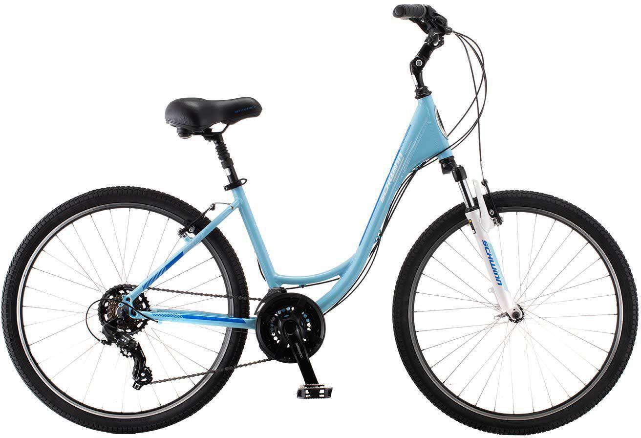 Schwinn Signature Women's Fordham 26'' Comfort Bike, Blue