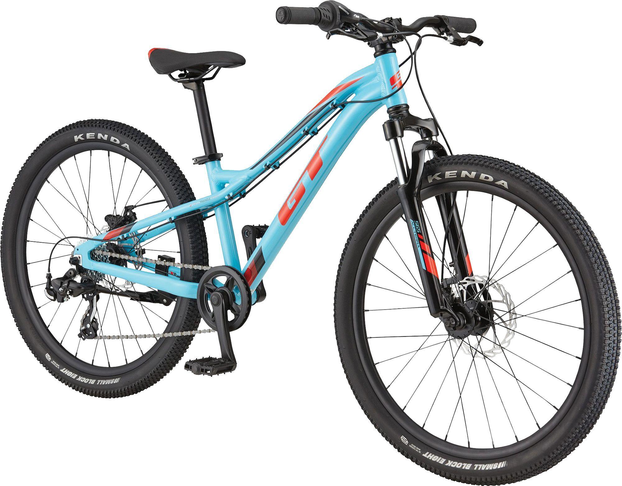 "GT Youth Stomper Pro 24"" Bike, Kids, Aqua"