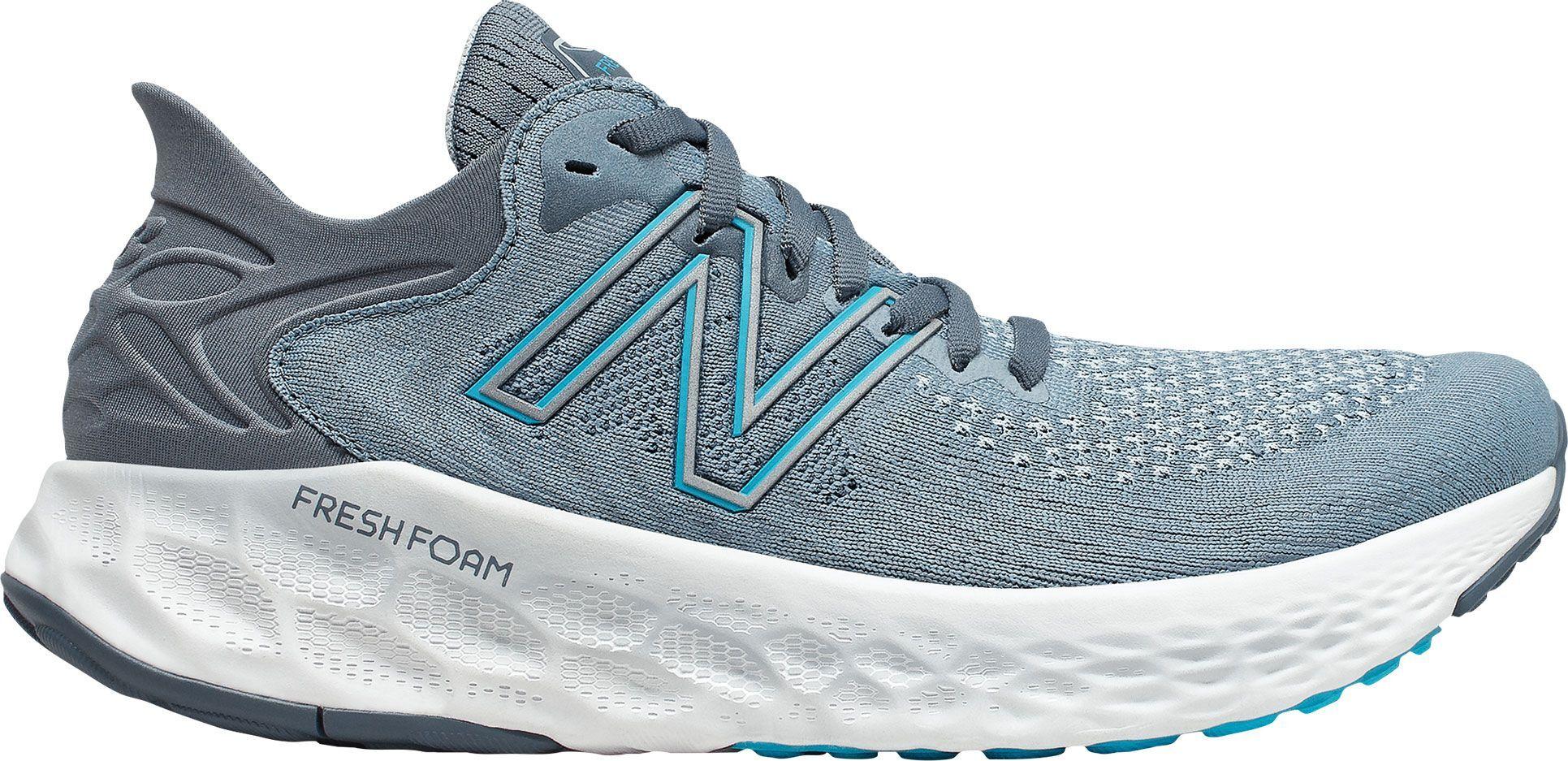 New Balance Men's Fresh Foam 1080 V11 Running Shoes, Gray