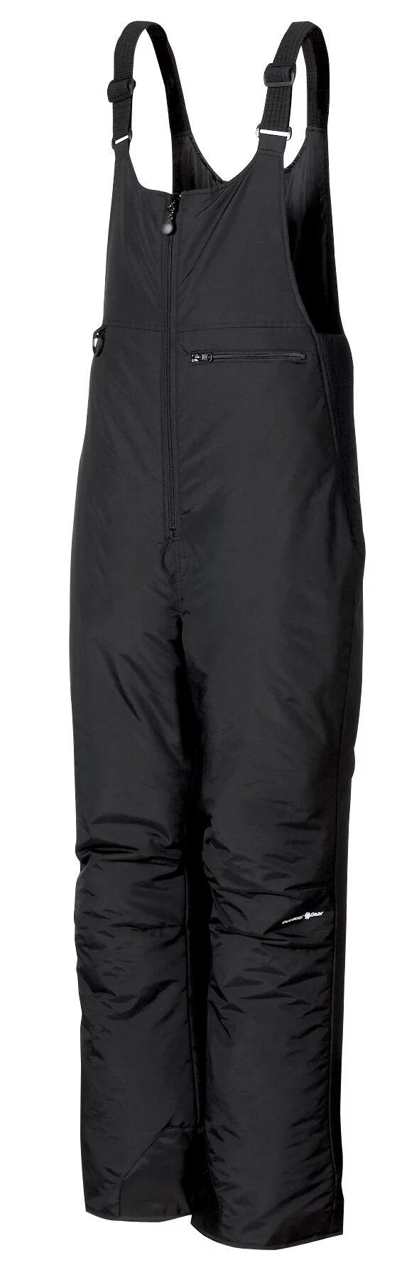 Outdoor Gear Men's Peak Bib (Regular and Big & Tall), 4XL, Black