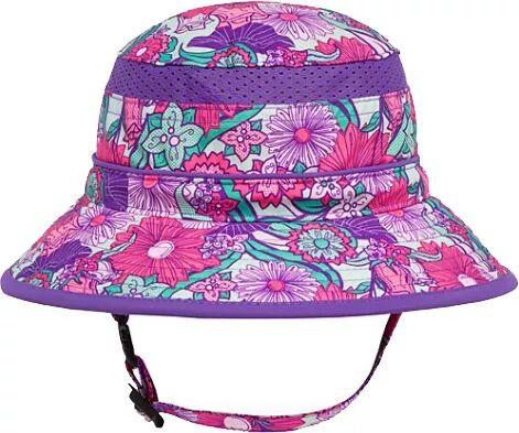 Sunday Afternoons Kids' Fun Bucket Hat, Large, Flower Garden