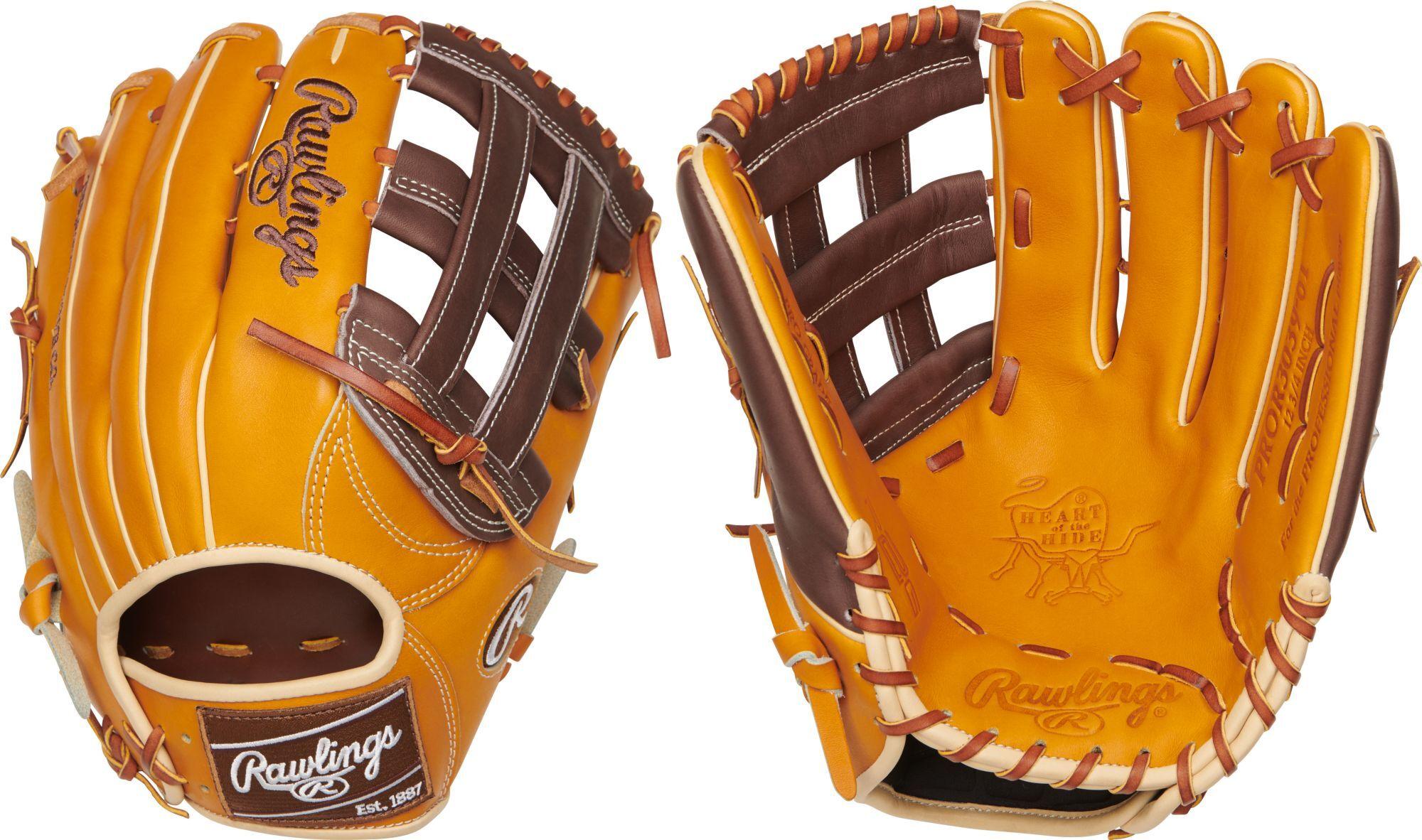 Rawlings 12.75'' HOH R2G Series Glove, Tan