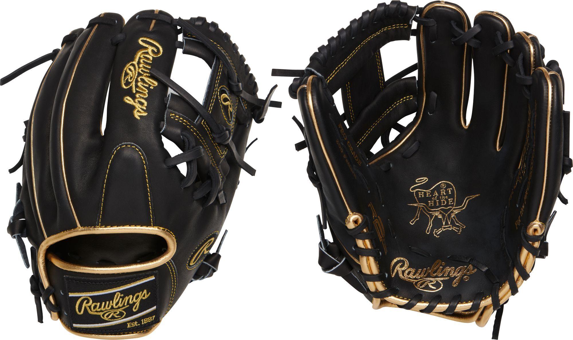 Rawlings 11.5'' HOH R2G Series Glove, Black