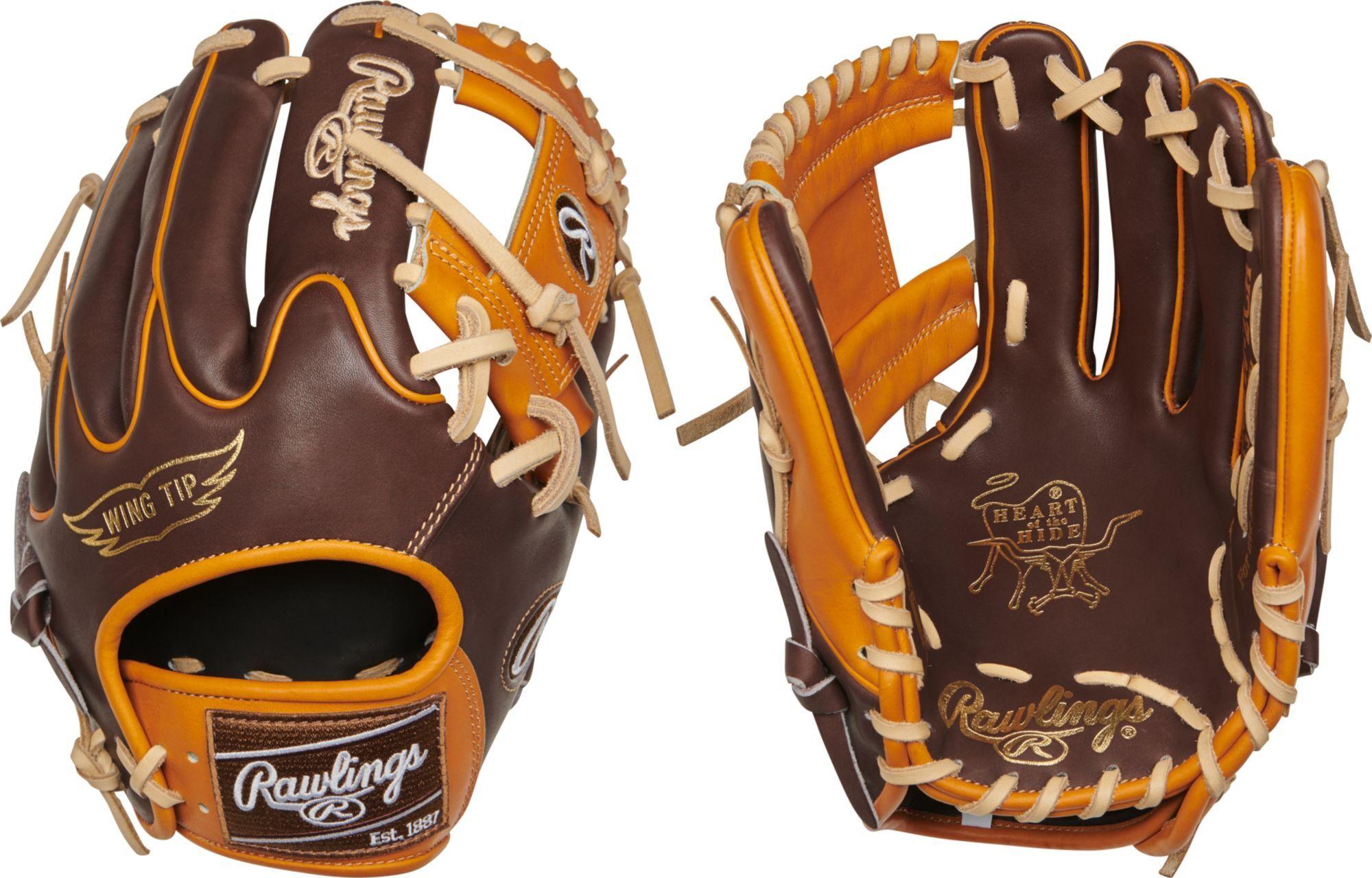 Rawlings 11.75'' HOH R2G Series Glove, Brown