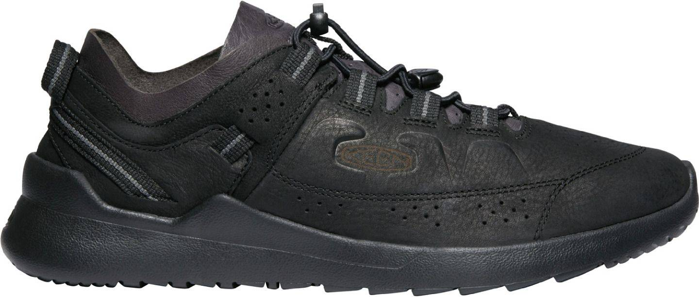 KEEN Men's Highland Casual Shoes, Black