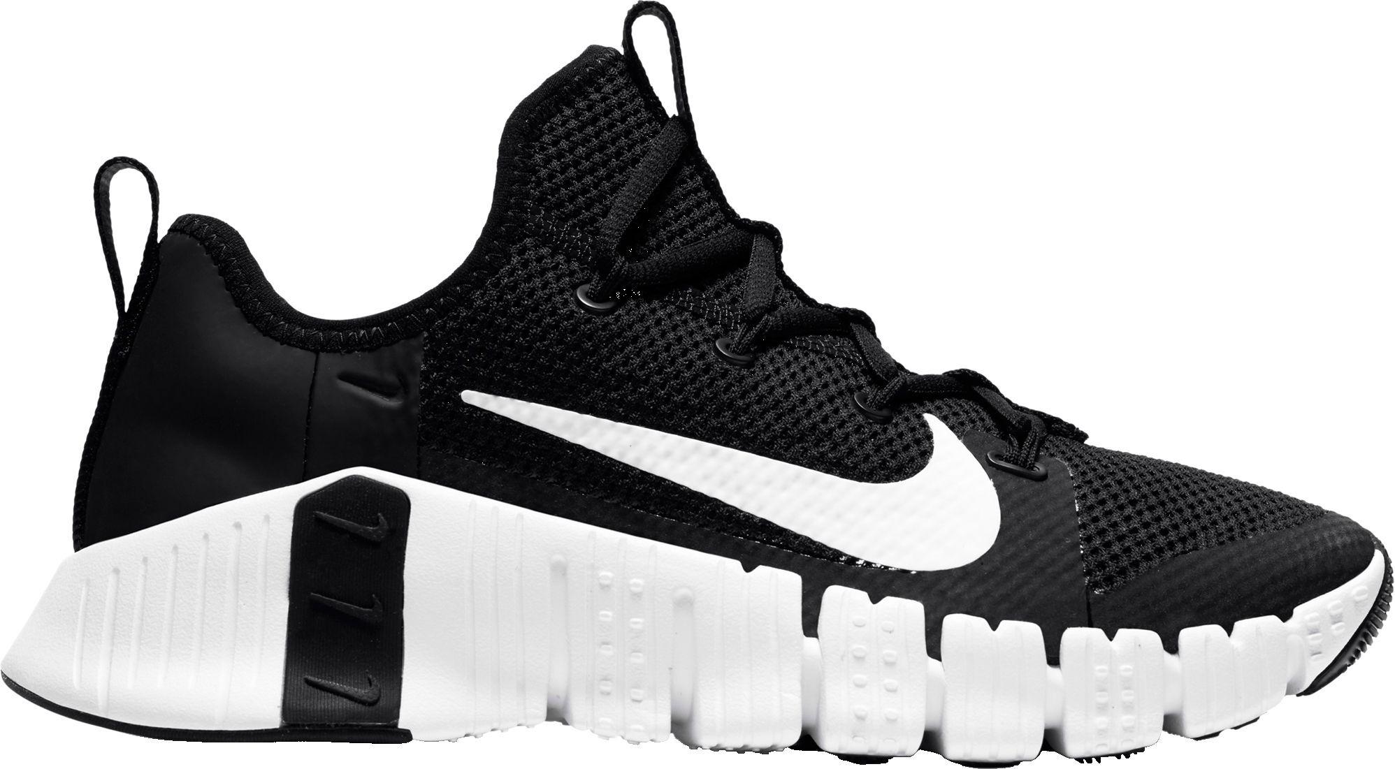Nike Women's Free Metcon 3 Training Shoes, Black