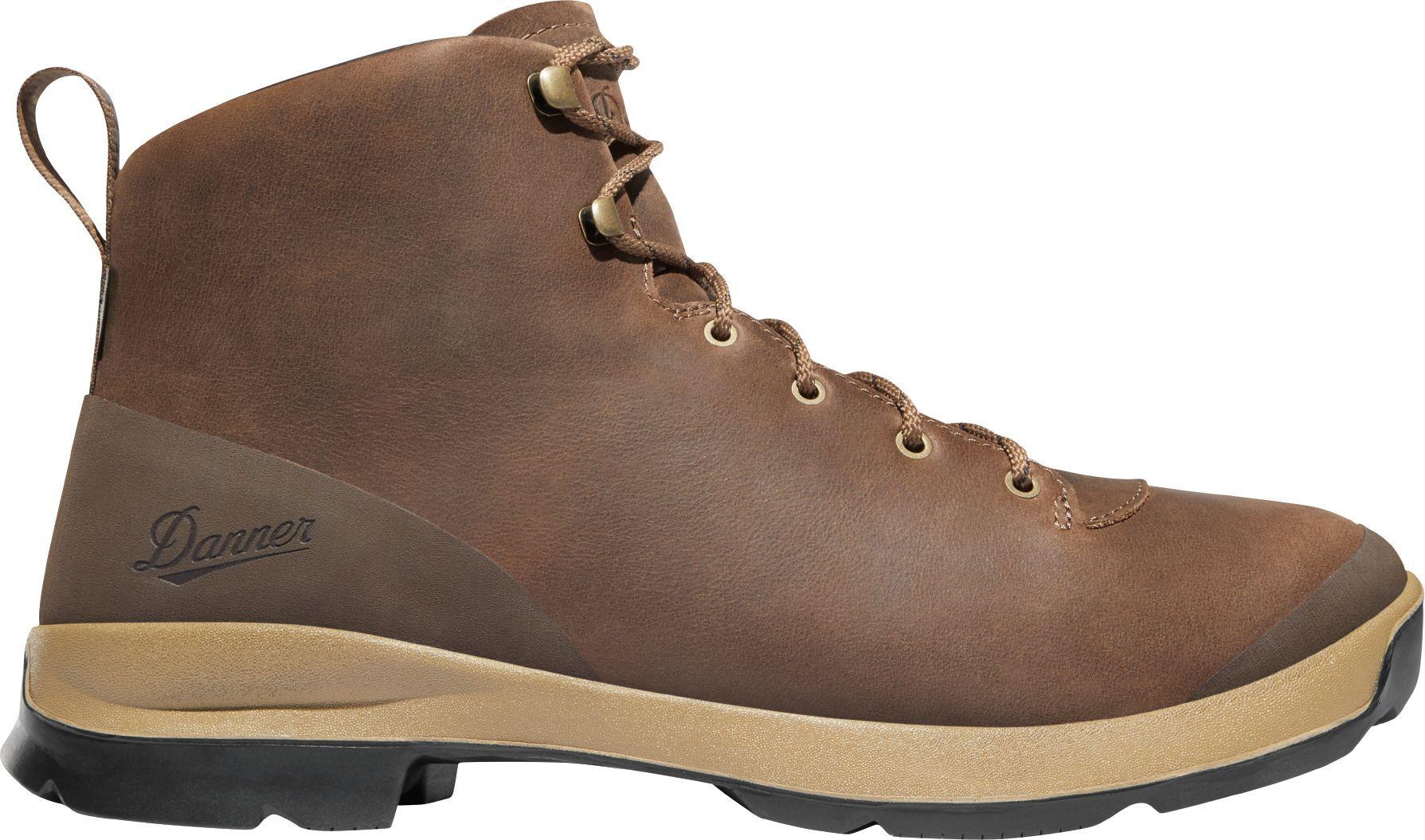 Danner Men's Pub Garden 6'' Waterproof Hiking Boots, Brown