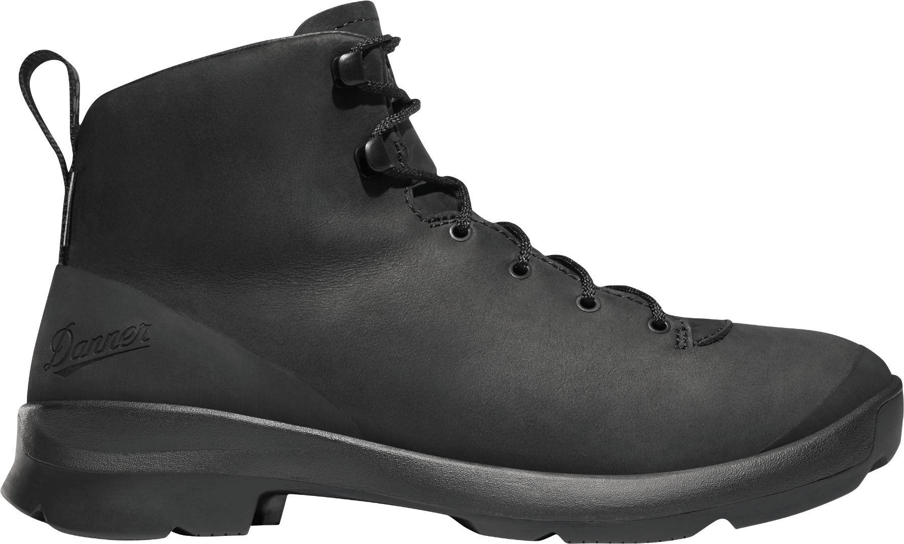 Danner Women's Pub Garden 6'' Waterproof Work Boots, Black