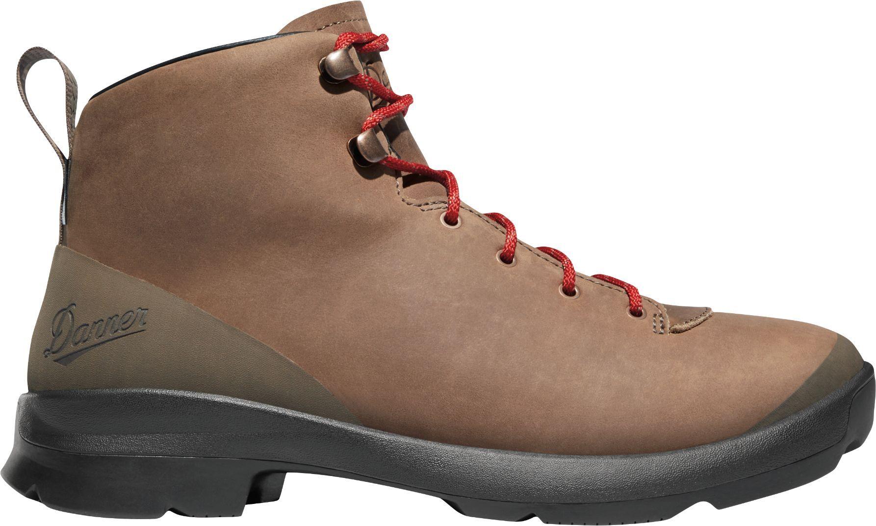 Danner Women's Pub Garden 6'' Waterproof Work Boots, Brown