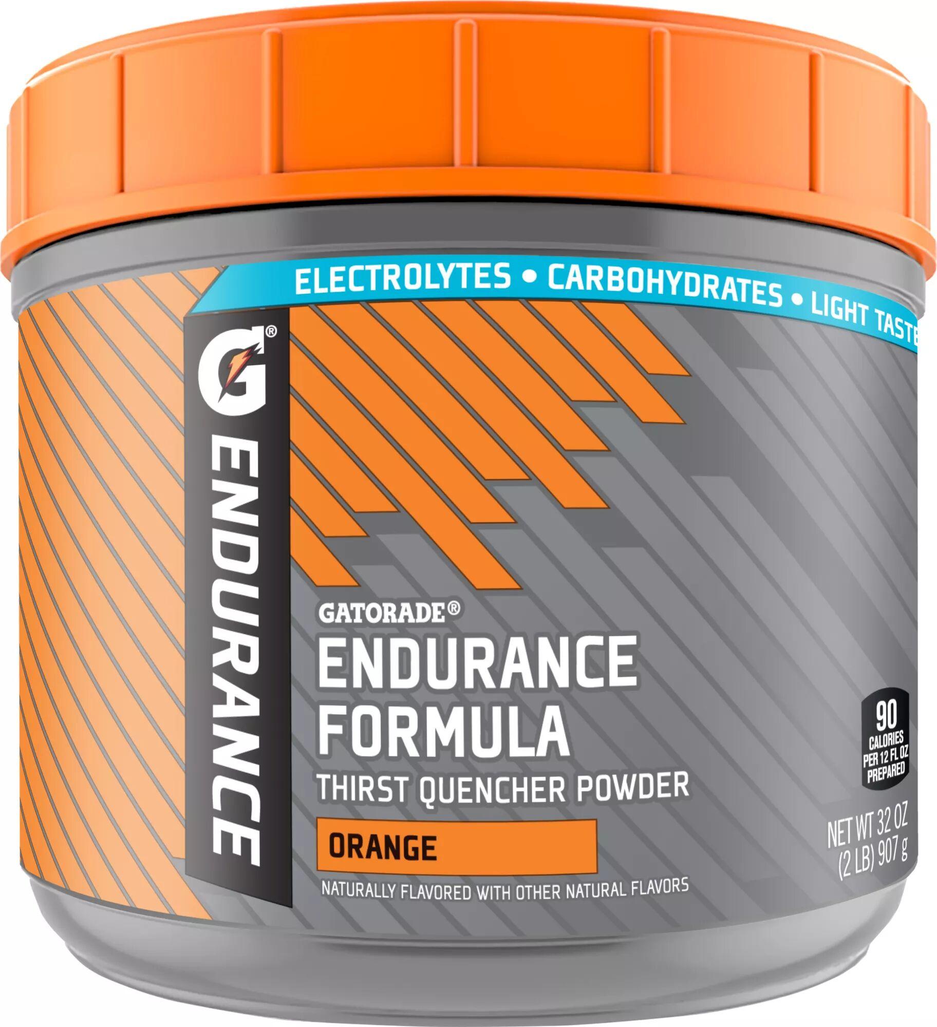 Gatorade Endurance Powder - Orange