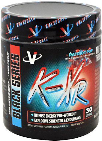 VMI Sports K-XR Pre-Workout Patriot Pop 30 Servings