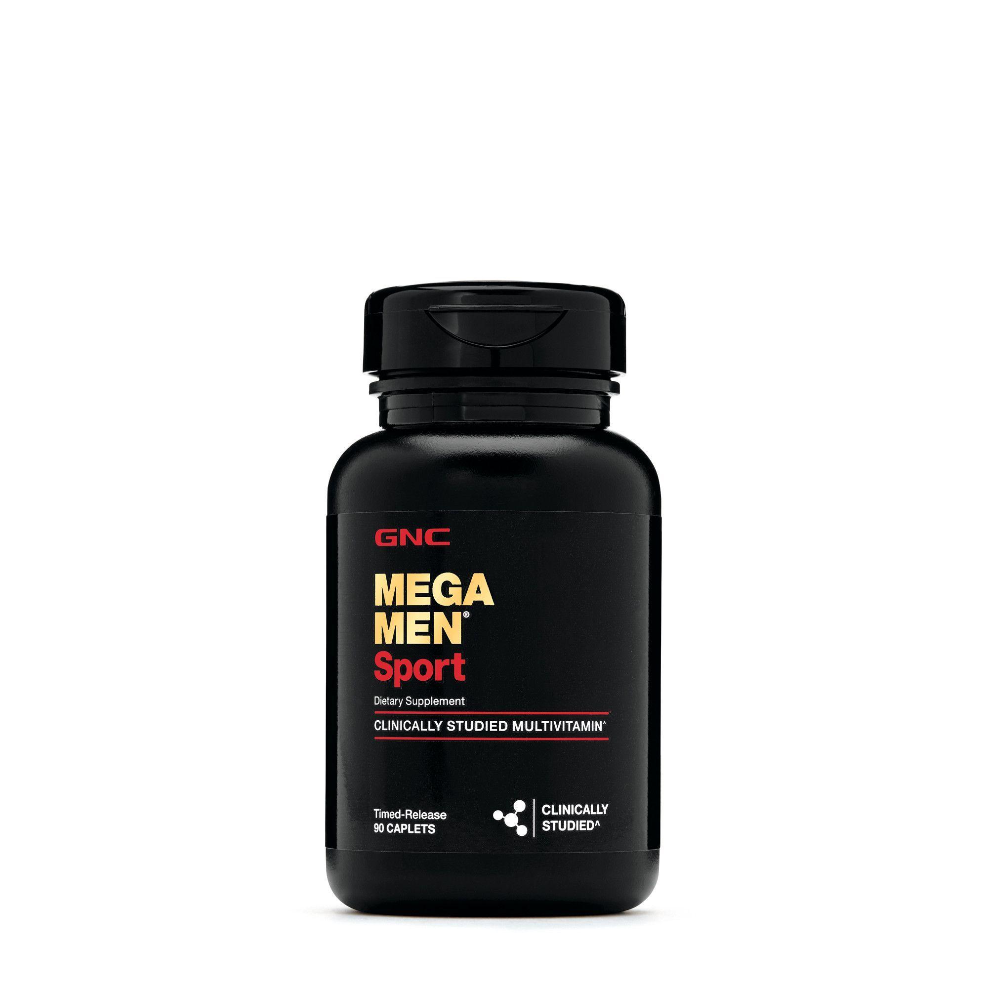 GNC Mega Men Sport Multivitamin, Men's
