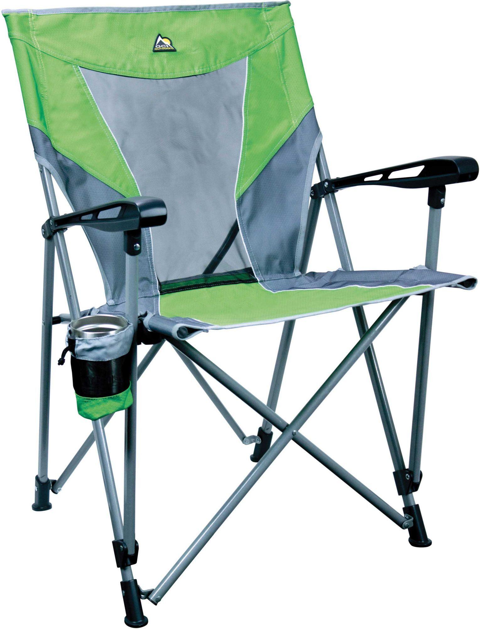 GCI Outdoor Sports Chair, Green