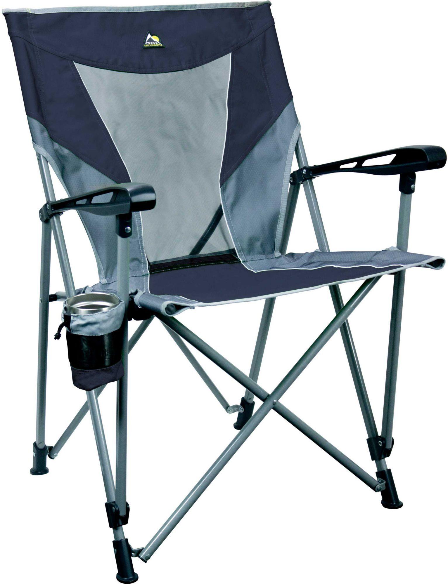 GCI Outdoor Sports Chair, Blue