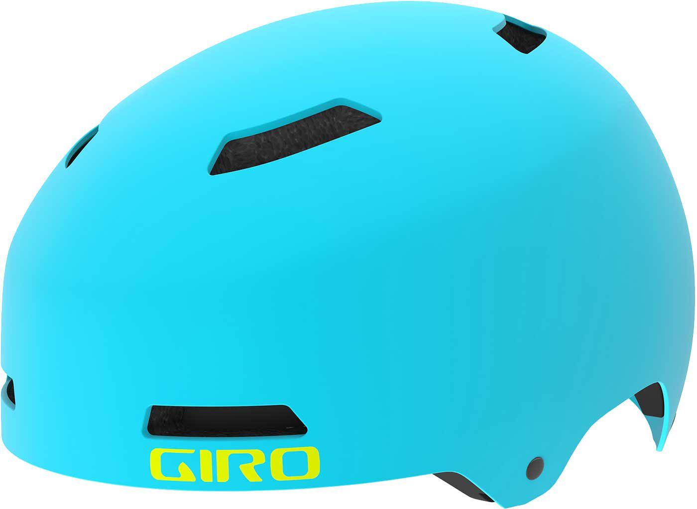 Giro Adult Quarter Bike Helmet, Medium, Blue