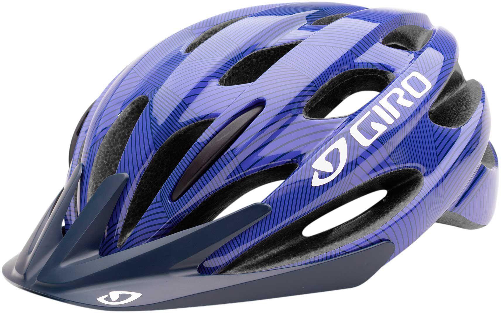 Giro Women's Verona Bike Helmet, Midnight/Electric Purple
