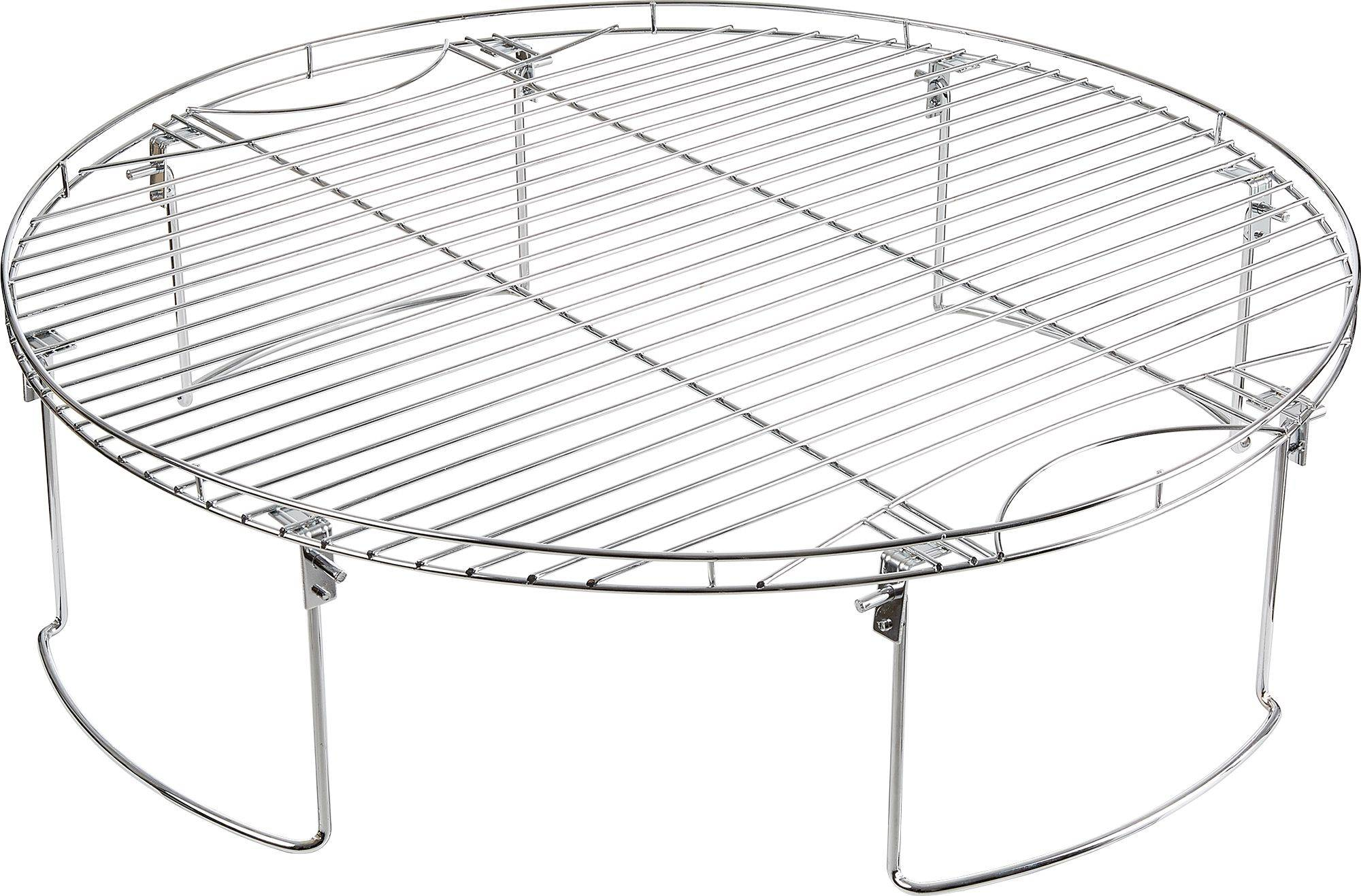 Field & Stream Large Cooking Grate, fire