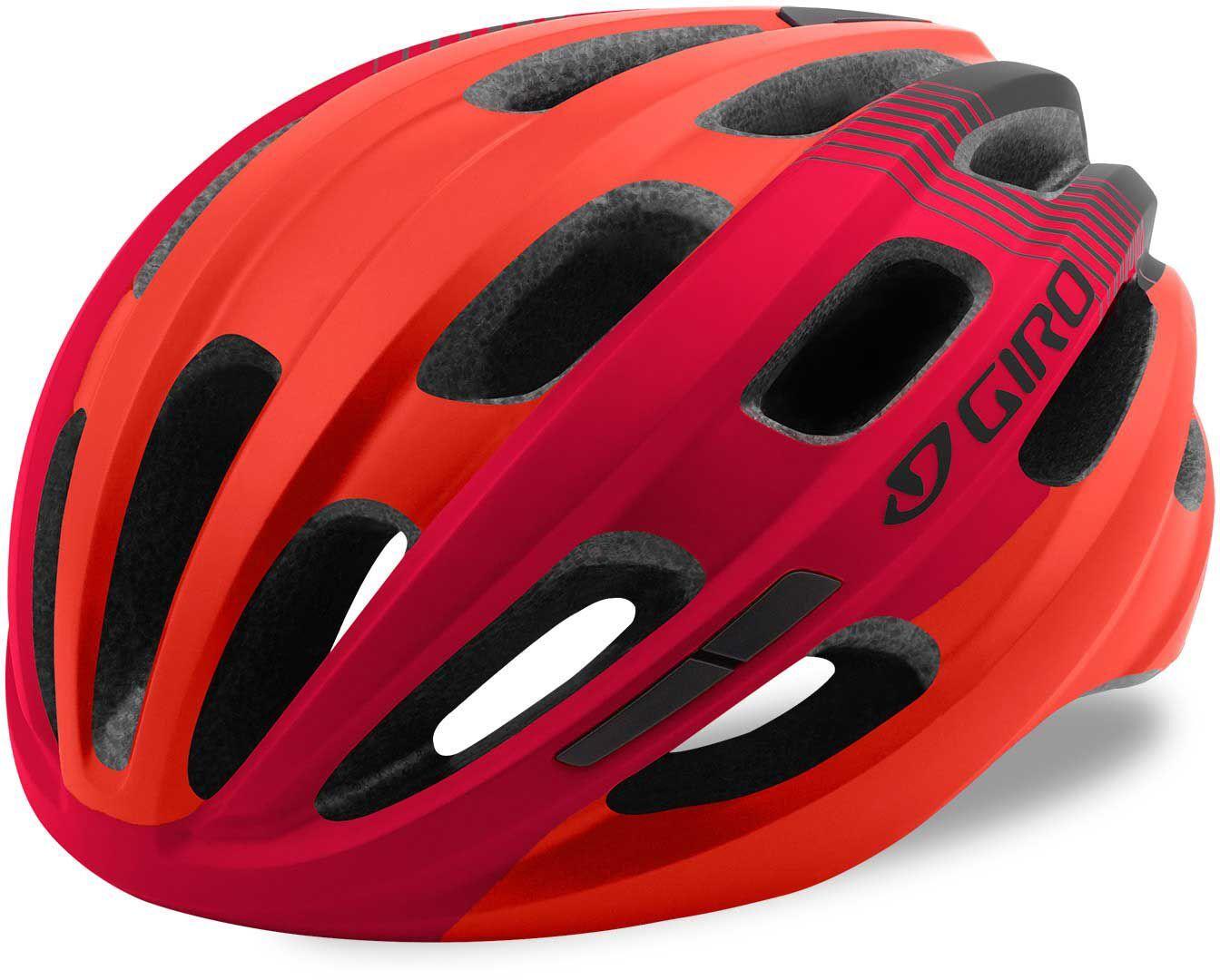 Giro Adult Isode MIPS Bike Helmet, Matte Red/Black