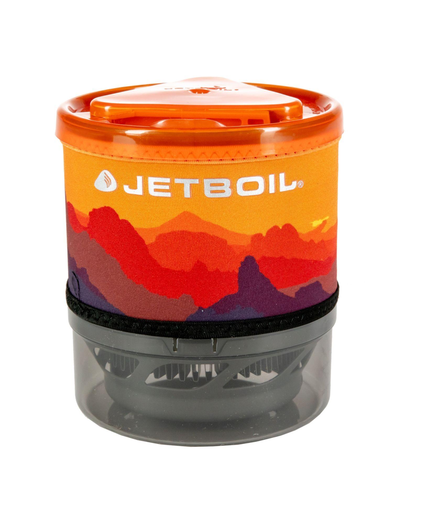 Jetboil MiniMo Cooking System, Orange