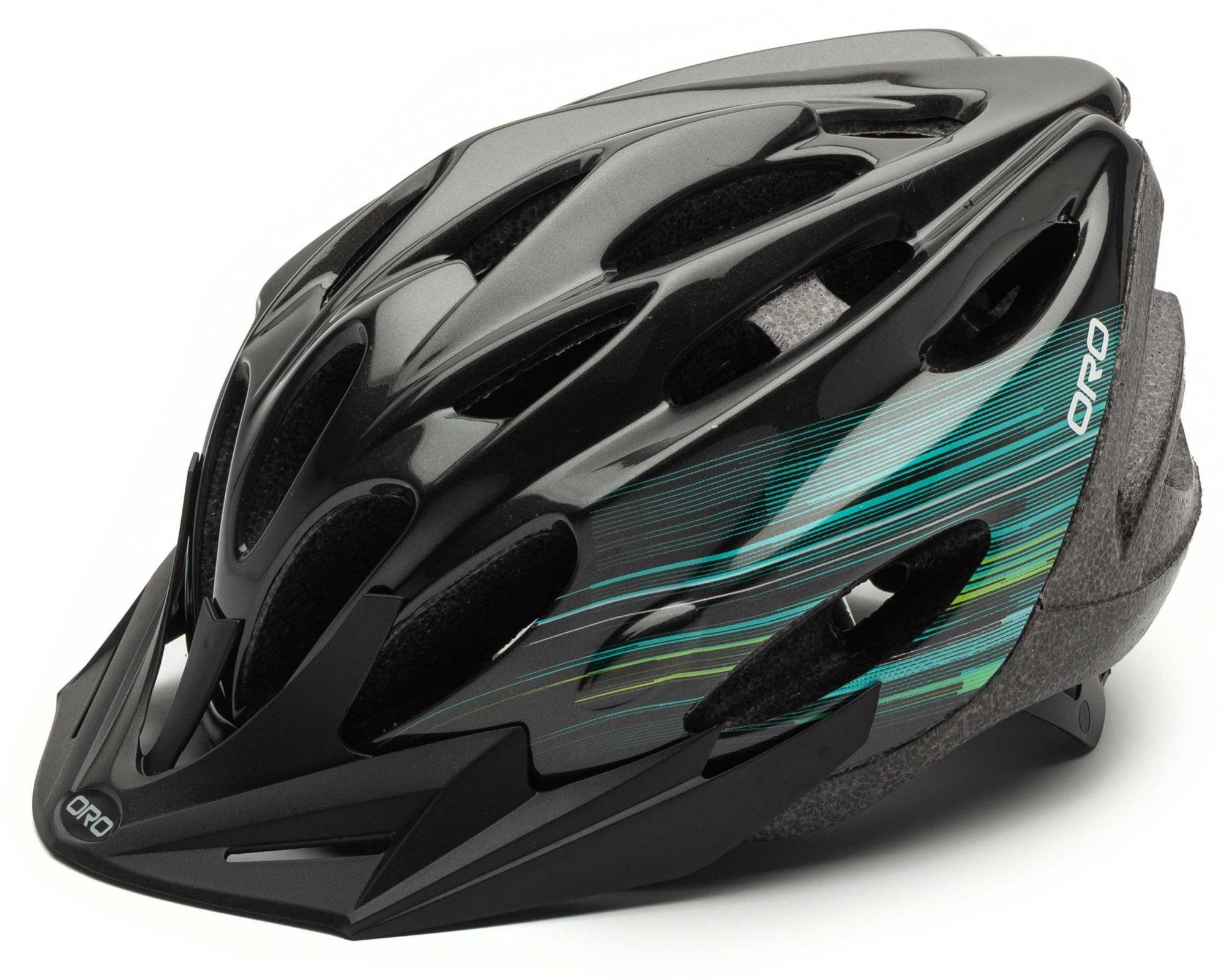 ORO Kids' Skip Bike Helmet, Boys', No Size, Charcoal