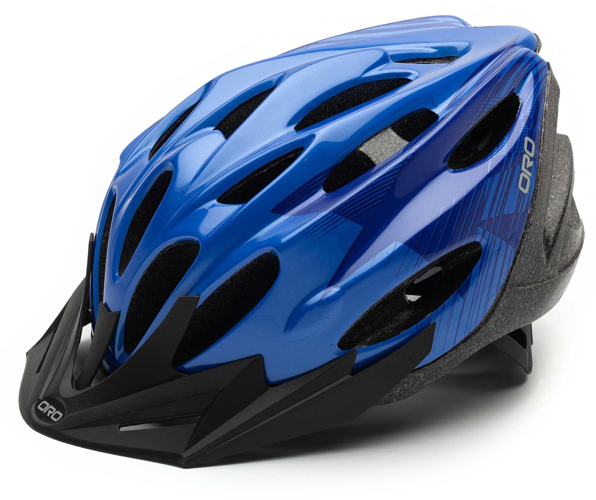 ORO Kids' Skip Bike Helmet, Boys', No Size, Blue