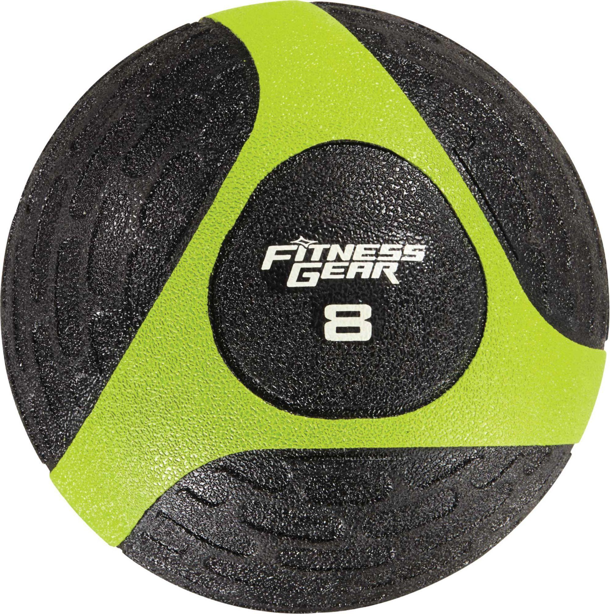 Fitness Gear Medicine Ball, Black