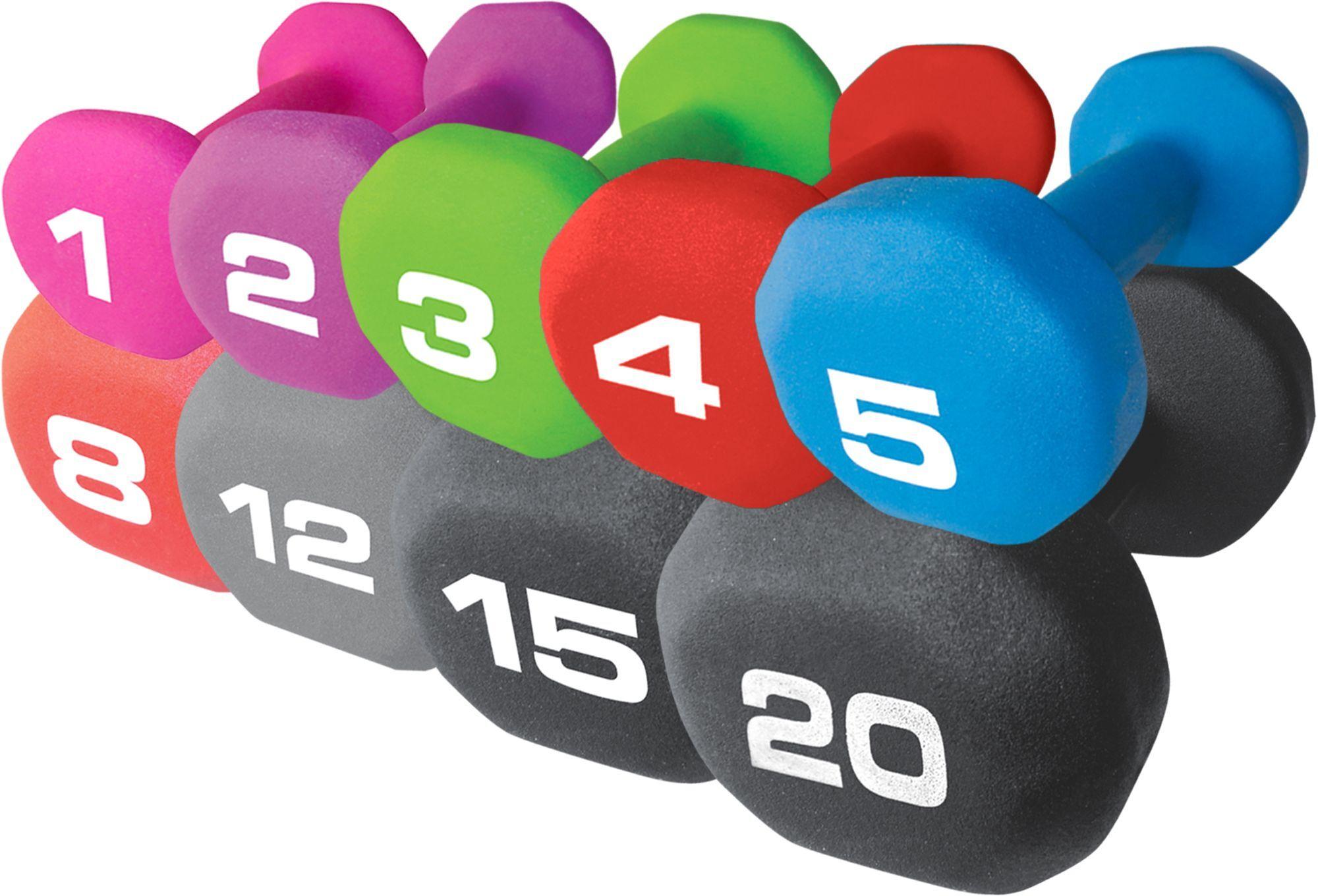 Fitness Gear Neoprene Dumbbell