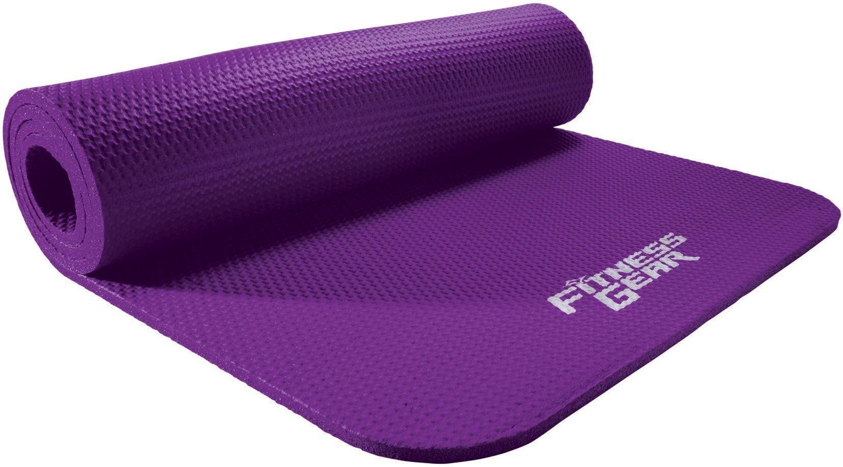 Fitness Gear Fitness Mat, Purple