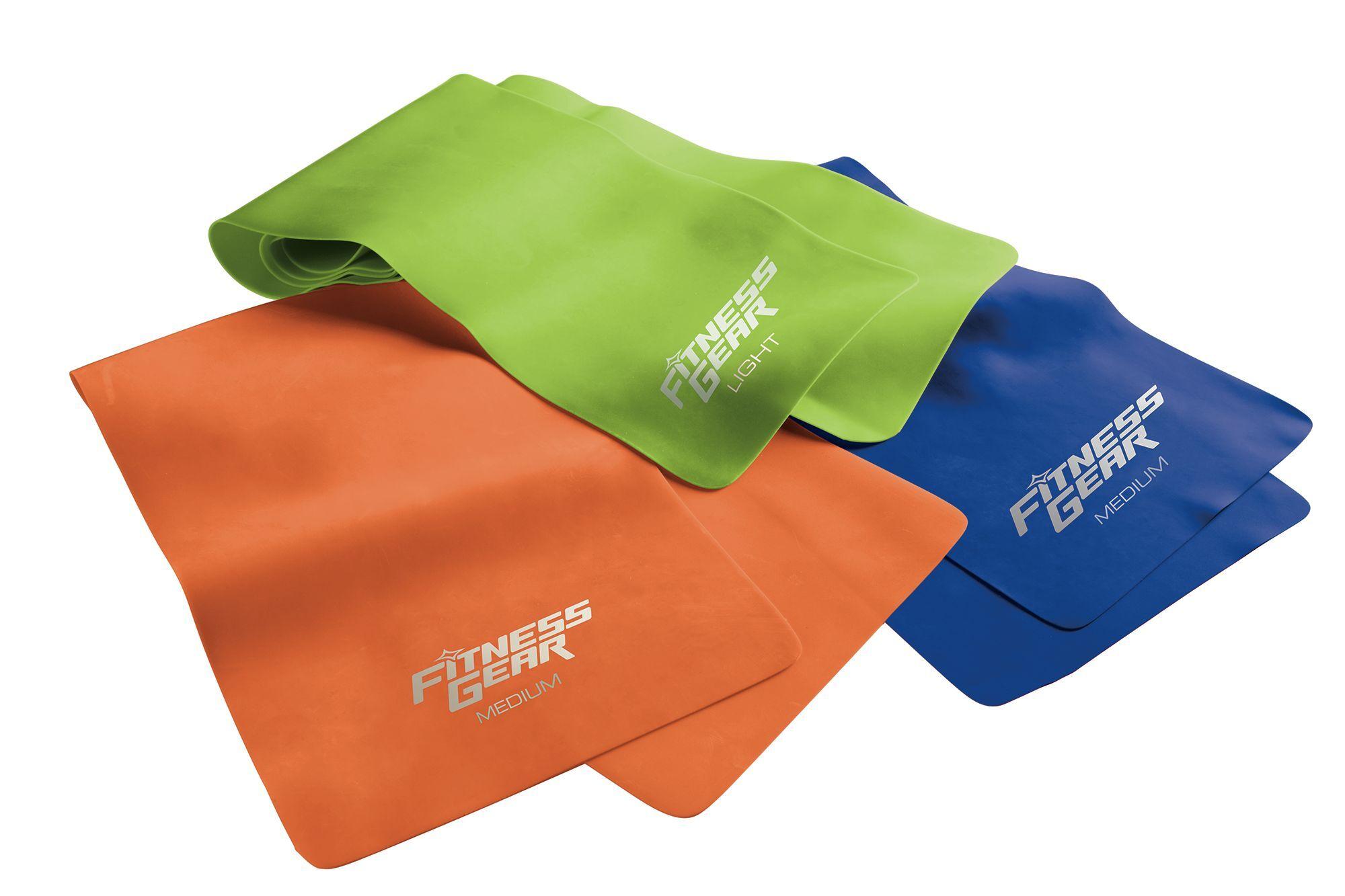 Fitness Gear Flexibility Bands