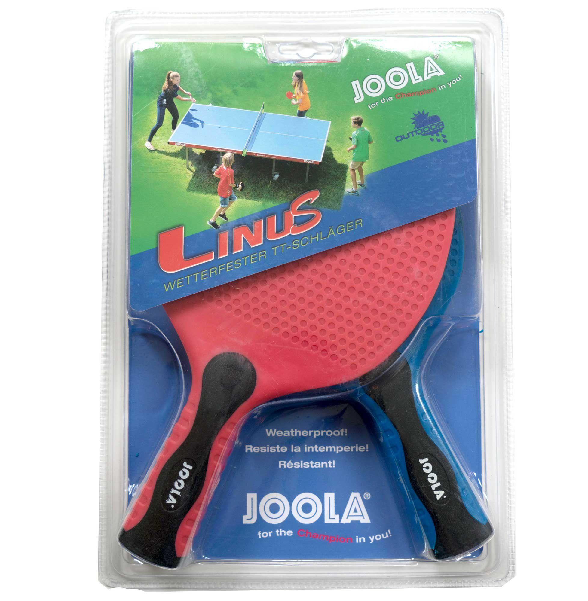 Sport Squad JOOLA Linus Indoor/Outdoor Racket Set, blue