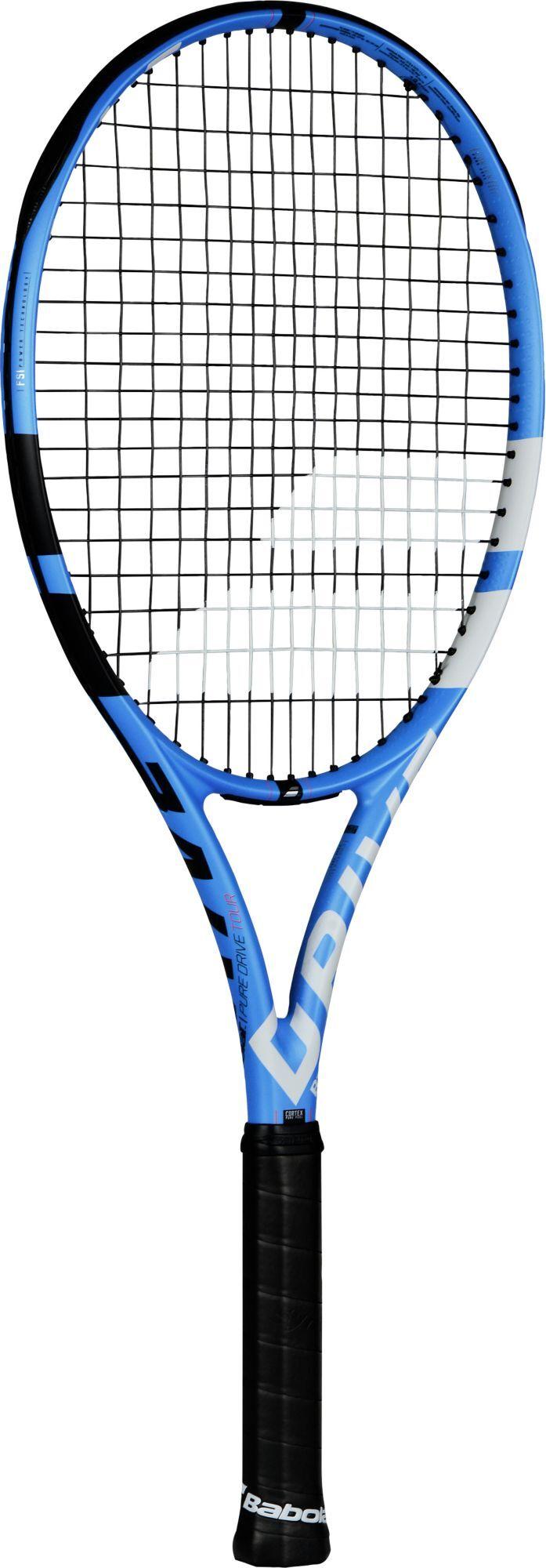 Babolat Pure Drive Tennis Racquet - Unstrung, Size 4 3/8