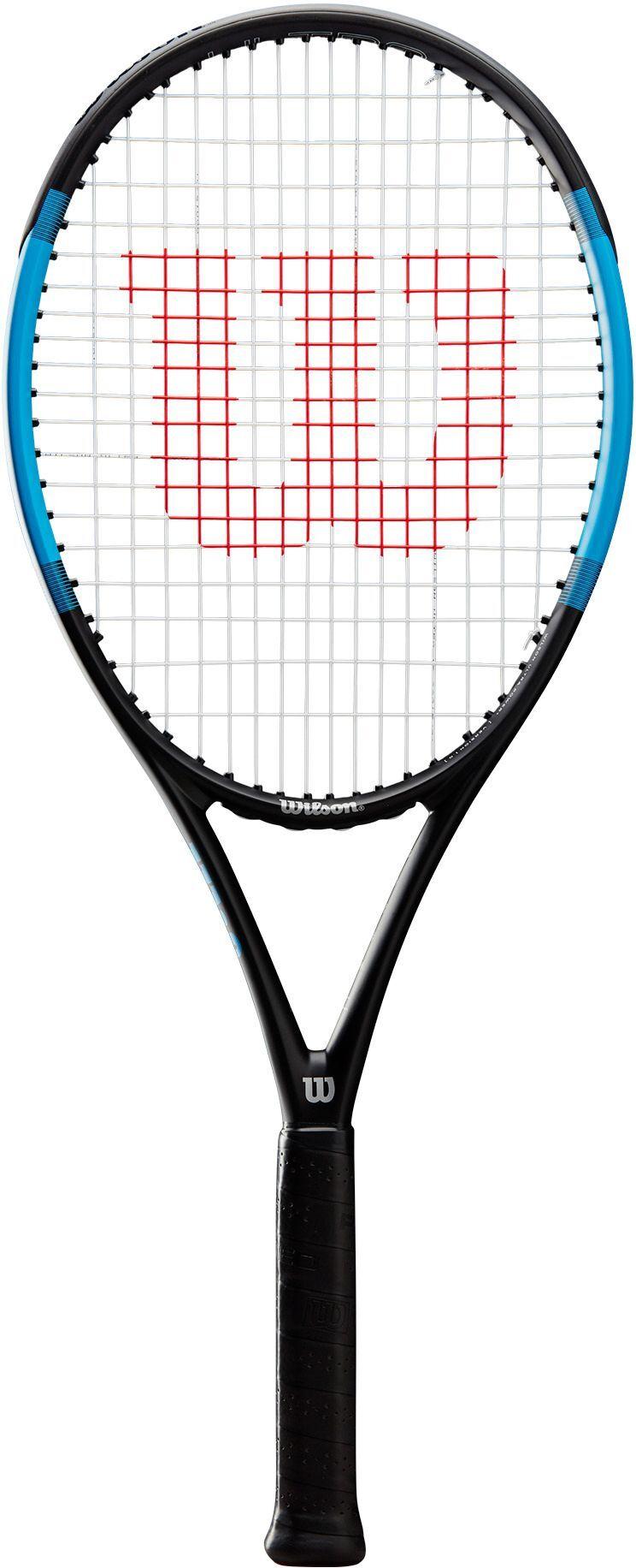 Wilson Ultra Power 105 Tennis Racquet, Size 4 3/8, aluminum